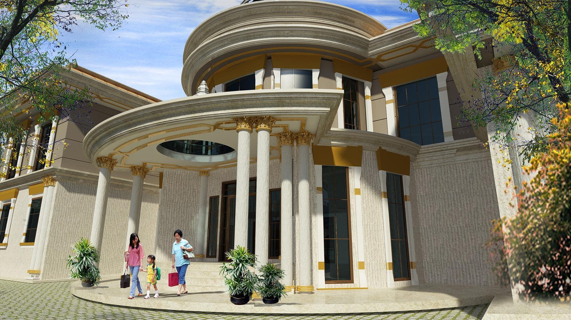 Azmi BOSTAN Family House